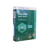 Phần mềm diệt virus Kaspersky Anti Virus (1 User)