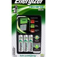 Máy Sạc Pin Energizer CHVCM4 + 4 Pin Sạc AA 2000mAh
