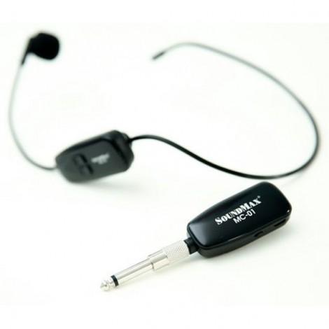 Tai nghe Soundmax MC-01