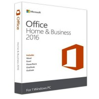Phần mềm Microsoft Office Home and Business 2016 32B/64 APAC ...