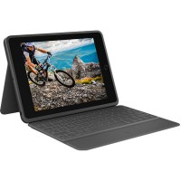 Keyboard Logitech Rugged Folio for iPad Gen 7