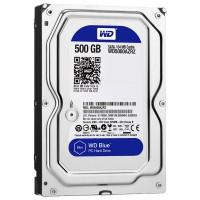 HDD 500GB WD5000AZRZ (Blue)
