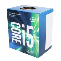 CPU Intel Core i5 7600