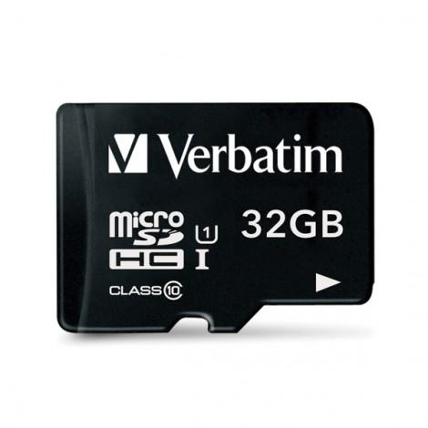 Thẻ nhớ Micro SD 32GB Verbatim 44013