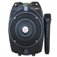 Loa kéo mini BD-H065YS (Loa+Micro UHF)