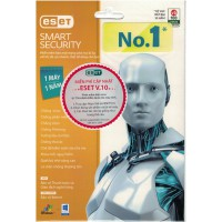 Phần mềm ESET Internet Security EIS-1U1Y
