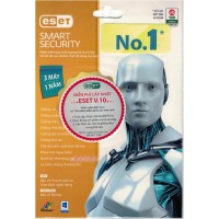 Phần mềm ESET Internet Security EIS-3U1Y