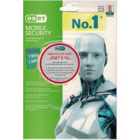 Phần mềm ESET Mobile Security EMS-1U1Y
