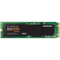 SSD 500GB SAMSUNG 860 EVO (MZ- N6E500BW)
