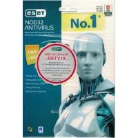 Phần mềm ESET NOD 32 Antivirus EAV-1U1Y