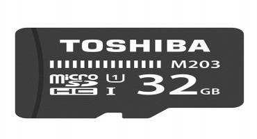 Thẻ nhớ 32GB Micro-SD Toshiba