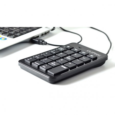 Keyboard Cliptec RZK231