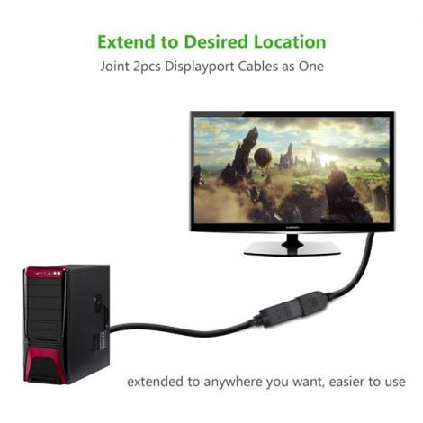 Cable Displayport Ugreen 10225