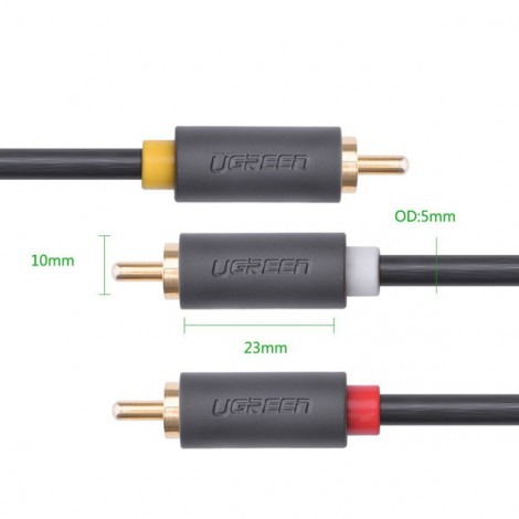 Cable Audio Ugreen 10525