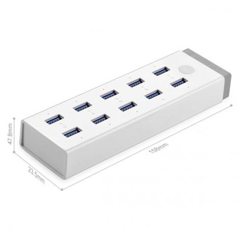 HUB USB 3.0 Ugreen 20297