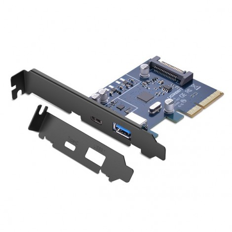 Card mạng PCI Express Ugreen 30774