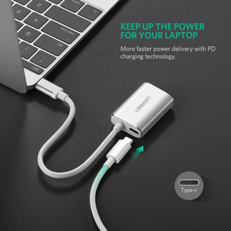 Cable USB-C Ugreen 40865