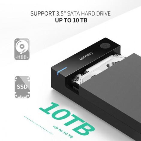 HDD BOX Ugreen 50422