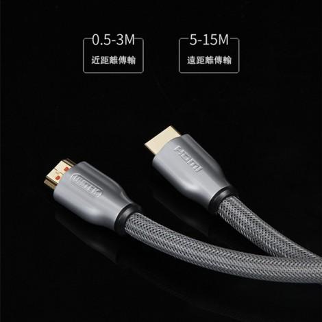 Cable HDMI Unitek Y-C 140RGY