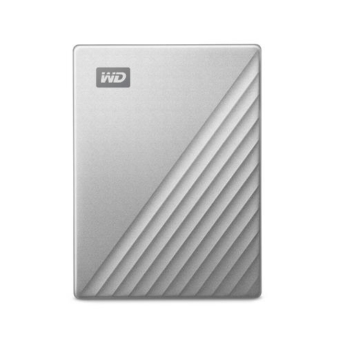 Ổ cứng HDD 4TB WD My Passport Ultra WDBFTM0040BSL-WESN