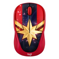 Mouse Logitech M238 Captain Marvel