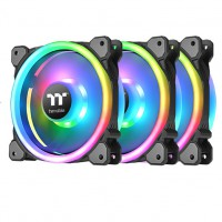 Fan Thermaltake Riing Trio 12 LED RGB (3-Fan Pack)