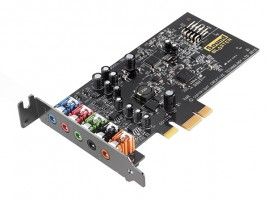 Sound card Creative Blaster Audigy Fx