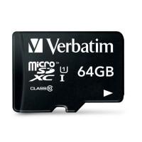 Thẻ nhớ Micro SD 64GB Verbatim 44014