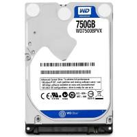 HDD 750GB WD7500BPVX
