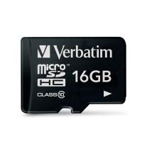 Thẻ nhớ Micro SD 16GB Verbatim 44010