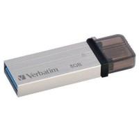 USB 8GB Verbatim OTG Tiny 64452