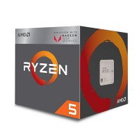 CPU AMD RYZEN-5 2400G