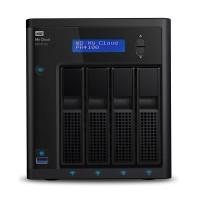 HDD 0TB WD My Cloud PR4100 WDBNFA0000NBK-SESN