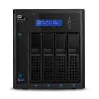 HDD 0TB WD My Cloud EX4100 WDBWZE0000NBK-SESN