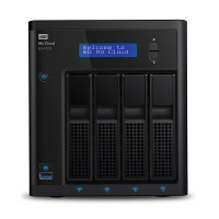 Ổ cứng HDD 0TB WD My Cloud EX4100 WDBWZE0000NBK-SESN