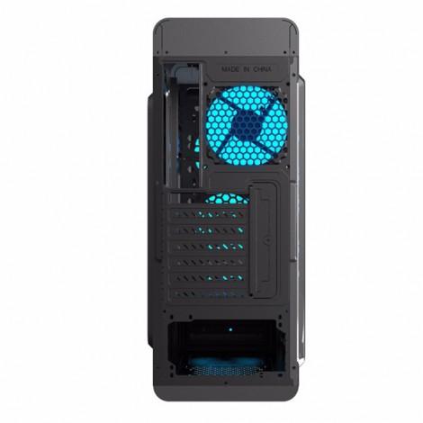 Case Gamemax Starlight Black blue