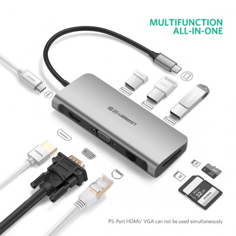 Cable USB-C Ugreen 40873