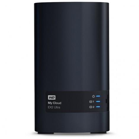 Ổ cứng HDD 0TB WD My Cloud EX2 Ultra WDBVBZ0000NCH-SESN