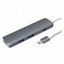 Hub USB-C HDMI 4K Hyper Drive GN22B
