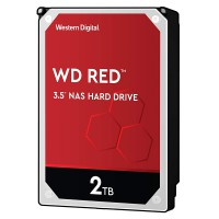 HDD 2TB WD20EFAX (Red)