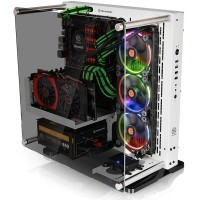 Case THERMALTAKE Core P3 Tempered Glass Snow Edition