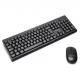 Keyboad+Mouse Philips SPT 6324(KD) Đen