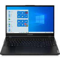 Laptop Lenovo Legion 5 15IMH05 82AU004XVN (Đen)