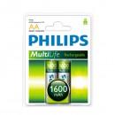 Pin Kiềm (Alkaline) AA Philips LR6E2B/10