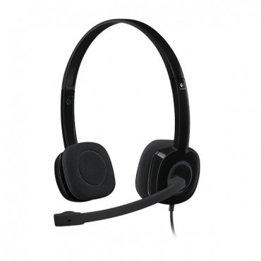 Headphone Logitech H151