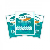 Thẻ cào điện thoại Viettel 500