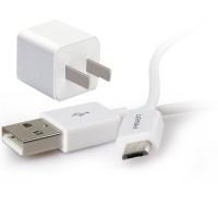 Bộ sạc pin cho điện thoại combo Pisen-Micro