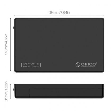 HDD BOX ORICO 3588C3