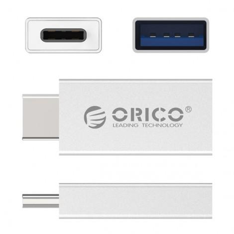 Đầu chuyển đổi USB Type A sang Type C Orico CTA1-SV