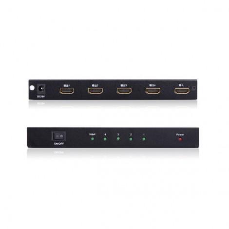 Bộ chia HDMI 1 ra 4 Ugreen 40202